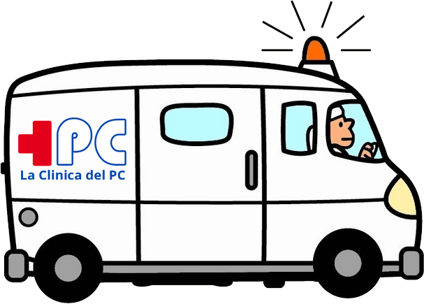 arreglar pc ambulancia